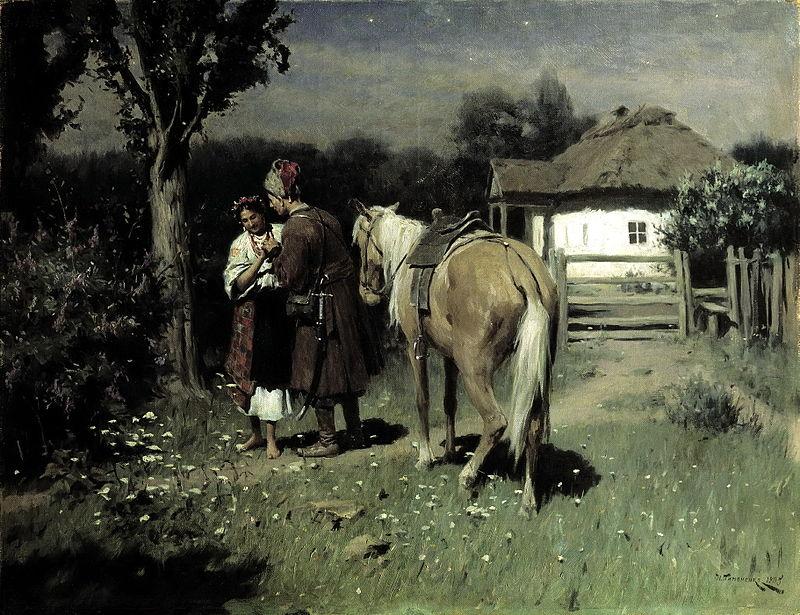микола пимоненко та його картини