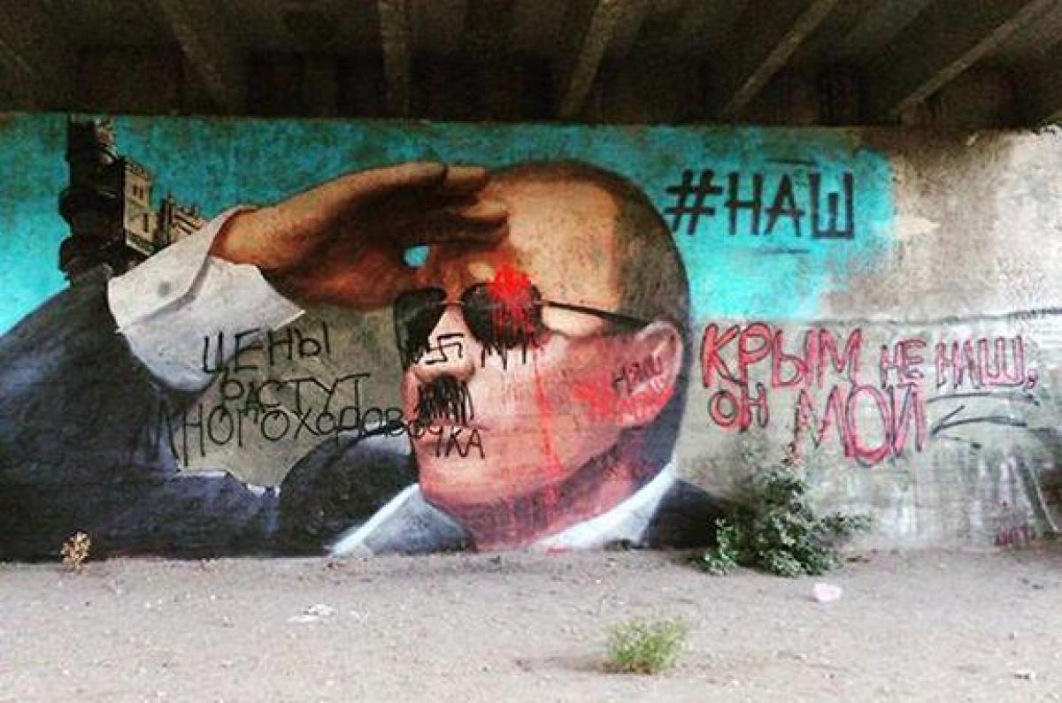 Более 3,5 тыс. крымчан остались без электроэнергии из-за непогоды - Цензор.НЕТ 9682