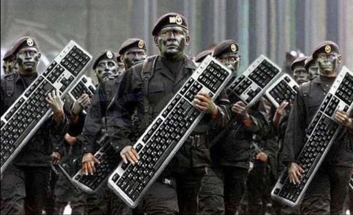 НАТО проводит в Эстонии крупнейшие учения по кибербезопасности - Цензор.НЕТ 2045